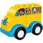 Porovnat ceny LEGO DUPLO My First 10851 Môj prvý autobus (5702015866675)