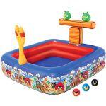 Porovnání ceny Bestway Nafukovací hrací centrum Angry birds s bazénem 147 x 147 x 91cm (6942138909555)