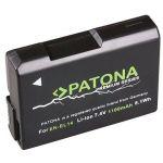 Porovnání ceny PATONA pro Nikon EN-EL14 1110mAh Li-Ion Premium (PT1197)
