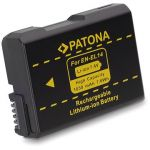 Porovnání ceny PATONA pro Nikon ENEL14 1030mAh new model Li-Ion (PT1134)