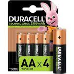 Porovnání ceny Duracell StayCharged AA - 2400 mAh 4 ks (81530929)