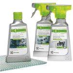 Porovnání ceny ELECTROLUX Sada čistících prostředků kuchyňských spotřebičů E6KK4106 (E6KK4106)