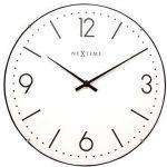 Porovnání ceny Nástěnné hodiny NEXTIME 3157wi (8717713016625)