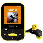 Porovnání ceny SanDisk Sansa Clip Sports 8GB žlutý (SDMX24-008G-G46Y)