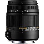 Porovnání ceny SIGMA 18-250mm f/3.5-6.3 DC Macro OS HSM pro Canon (SI 883954)