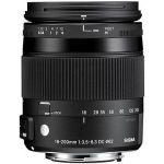 Porovnání ceny SIGMA 18-200mm F3.5-6.3 DC MACRO OS HSM pro Canon (řada Contemporary) (SI 885954) + ZDARMA Štětec na optiku Hama Lenspen