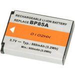 Porovnání ceny AVACOM za Samsung BP-85A Li-ion 3.7V 860mAh 3.2Wh (DISS-P85A-823)