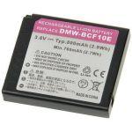 Porovnání ceny AVACOM za Panasonic CGA-S106E, DMW-BCF10 Li-ion 3.6V 800mAh 2.9Wh (DIPA-S106-563N4)