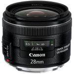 Porovnání ceny Canon EF 28mm f/2.8 IS USM (5179B005AA)