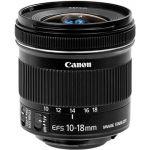 Porovnání ceny Canon EF-S 10-18mm f/4.5 - 5.6 IS STM + UV filtr HOYA 67mm Pro 1D DHMC