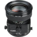 Porovnání ceny Canon TS E 45mm f/2.8 CZ (2536A026AA)