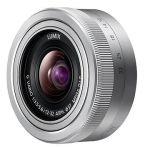 Porovnání ceny Panasonic Lumix G Vario 12-32mm f/3.5-5.6 stříbrný (H-FS12032E-S)