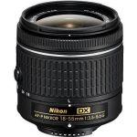 Porovnání ceny Nikon NIKKOR 18-55mm f/3.5-5.6 G AF-P DX (JAA827DA)