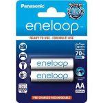 Porovnání ceny Panasonic eneloop AA 1900mAh 2ks (HR-3UTGB-2BP)
