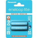 Porovnání ceny Panasonic eneloop lite AA 950mAh 2ks (HR-3UQ-2BP)