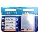 Porovnání ceny Panasonic eneloop AA 1900mAh 4ks + case (HR-3UTGB-4BP-CASE)