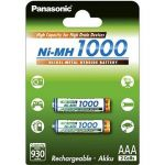 Porovnání ceny Panasonic eneloop NiMH AAA 930mAh 2ks (HR-4U-2BP (1000))
