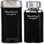 Porovnání ceny Ted Lapidus Black Soul toaletní voda pro muže 100 ml