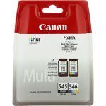 Porovnání ceny Canon PG-545 + CL-546 - originální