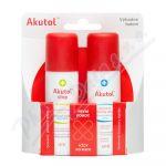 Porovnání ceny AVEFLOR AKUTOL spray + Akutol STOP spray DUOPACK 2x60 ml