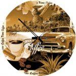 Porovnání ceny ART PUZZLE Puzzle hodiny Šálek kávy 570 dílků