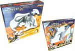 Porovnání ceny BONAPARTE Dětské podlahové puzzle MEGA Didaco T-REX 10 dílků