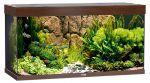 Porovnání ceny Juwel Akvárium set Rio LED 350 121x51x66cm 350l tmavě hnědé