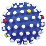 Porovnání ceny Hračka pro psy Trixie míček vinylový s bodlinami se zvukem 10cm