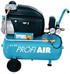 Porovnání ceny NUAIR - kompresor olejový 24 l 1,5kW PROFIAIR24OL