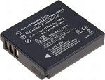 Porovnání ceny T6 POWER Baterie T6 power Samsung IA-BH125C, CGA-S005, D-Li106, DB-60, DB-65, DMW-BCC12, NP-70, 1100mAh VCSA0023