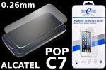 Porovnání ceny ALCATEL ONE TOUCH POP C7 ochranné tvrzené sklo