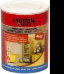 Porovnání ceny Colorlak Akrylcol Mat V2045 vodouředitelná matná vrchní barva Černá 0,6 l