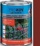 Porovnání ceny Colorlak Synorex Primer S 2000 syntetická antikorozní základní barva Červenohnědá 0,6 l