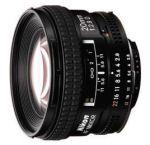 Porovnání ceny Nikon 20 mm F2,8D AF D A