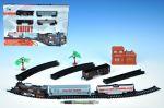 Porovnání ceny Orient Vlak + 3 vagóny délka dráhy 280cm na baterie se světlem v krabici