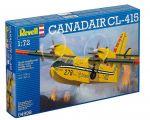 Porovnání ceny Revell Plastic ModelKit letadlo 04998 - Canadair BOMBADIER CL-415 (1:72)