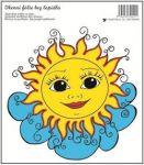 Porovnání ceny Anděl Přerov Okenní fólie sluníčko na mráčku 20x23cm