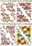 Porovnání ceny Anděl Přerov Okenní fólie rohová květinová 42x30cm set