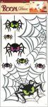 Porovnání ceny Anděl Přerov Samolepka Room Decor pavouci, 69x32cm