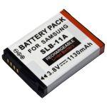 Porovnání ceny Baterie Extreme Energy typ Samsung SLB-11A, LI-ION 1130 mAh