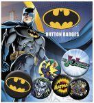 Porovnat ceny GB eye Odznak Batman Pin Badges 6-Pack Batman & Joker
