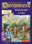 Porovnat ceny Mindok Carcassonne - Král, hrabě a řeka (rozšíření 6)