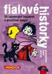 Porovnat ceny Mindok Černé historky: Fialové historky