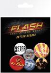 Porovnat ceny GB eye Odznak Flash Pin Badges 6-Pack Mix