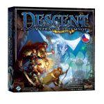 Porovnat ceny Fantasy Flight Games Descent: Výpravy do temnot CZ - 2.edice