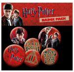 Porovnat ceny GB eye Odznak Harry Potter Pin Badges 6-Pack Icons