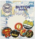 Porovnat ceny GB eye Odznak DC Comics Pin Badges 6-Pack Retro