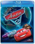Porovnání ceny Disney Auta 2 - COMBO (BLU-RAY+DVD)