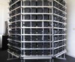 Porovnání ceny PI Rack vertical grow systém 350 rostlin
