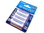 Porovnat ceny Nabíjecí baterie AA Panasonic Eneloop 1900mAh Ni-MH 4ks Blistr - 2100 nabíjecích cyklů